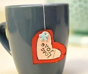 Чай на 14 февраля