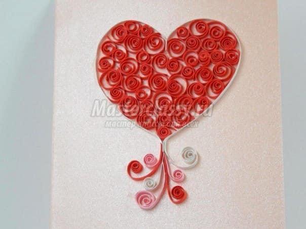 Фото открыток ко дню святого валентина своими