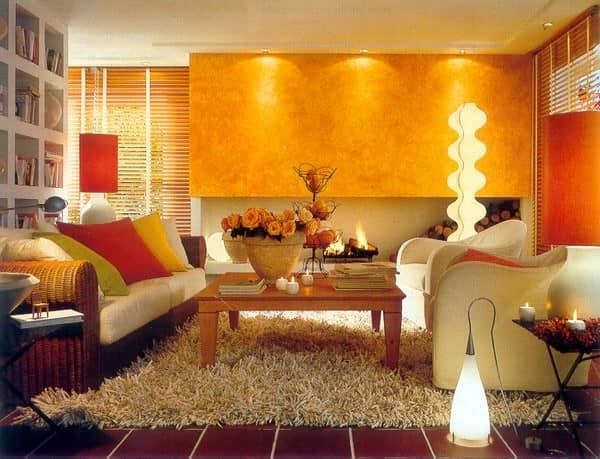 Выбираем светильники в гостиную: напольные, настольные, настенные