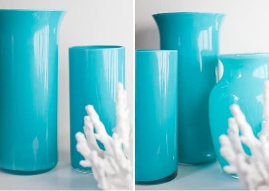 Делаем красивые вазы своими руками фото