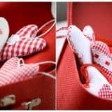 Шьем сердечки для декора дома
