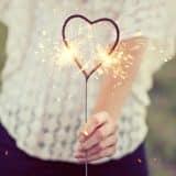 Бенгальский огонь Сердце
