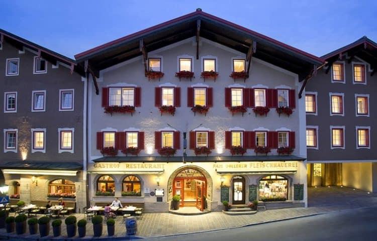 Семейный четерыхзвездочный отель Dollerer's в Германии