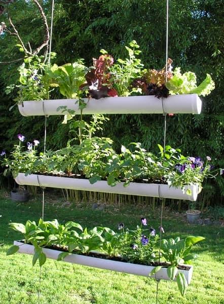 Как сделать подвесной сад 365
