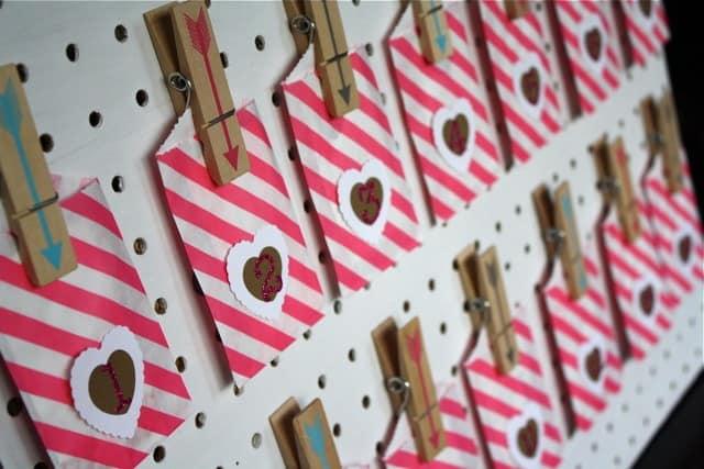 Любовный календарь на 14 февраля своими руками фото