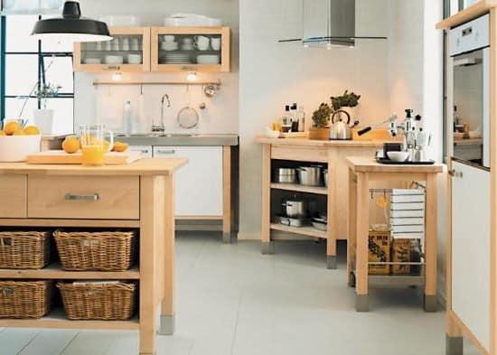 Интерьер кухни кантри фото