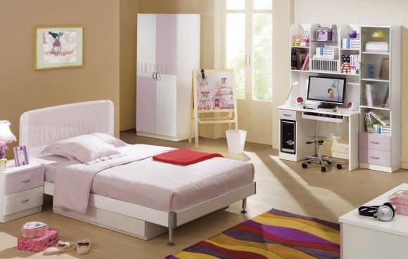 Кровать для девочки подростка фото