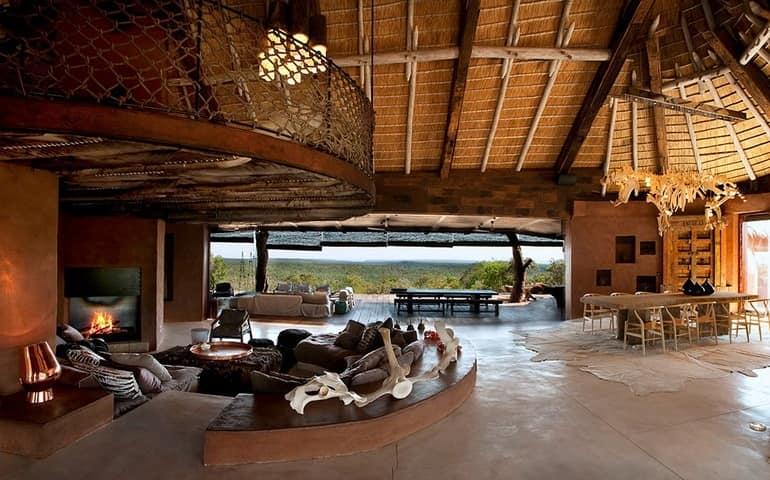 Шикарная вилла в ЮАР для отдыха в Лимпопо