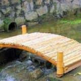 Делаем садовый мостик