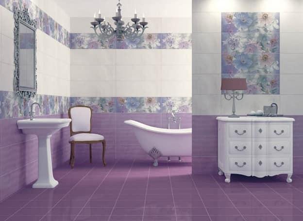 Узоры для ванных комнат 3