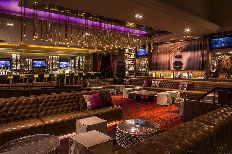 Ночной клуб в отеле Hard Rock