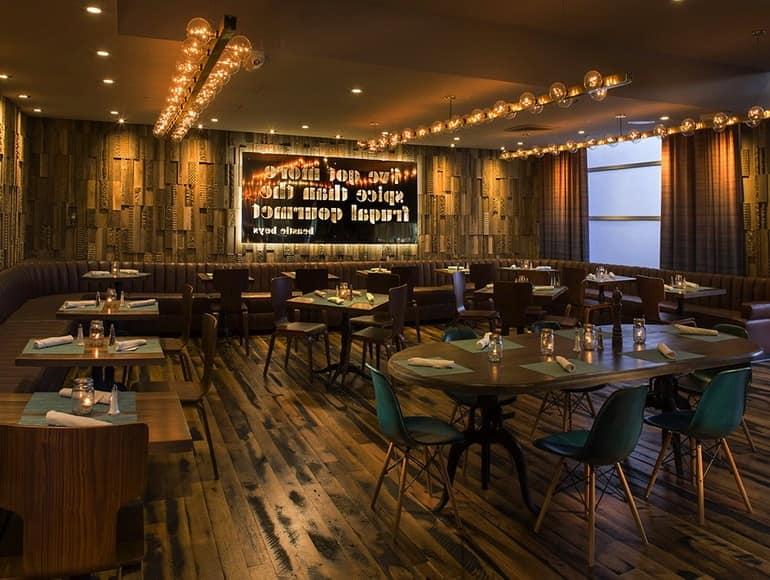 Ресторан  в отеле Hard Rock