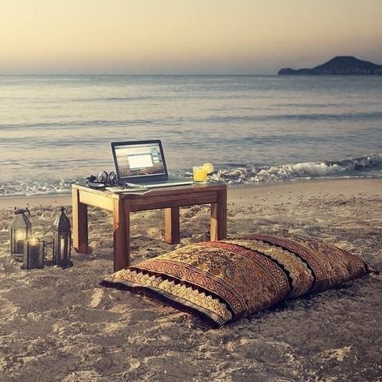 Домашний офис на улице? Почему нет!