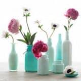 Схожие оттенки цвета ваз