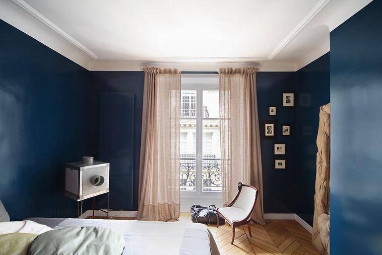 Спальня в квартире в стиле сказки о Красной шапочке