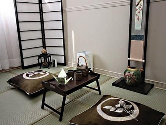 Традиционное японское чаепитие