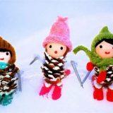 Дети лыжники