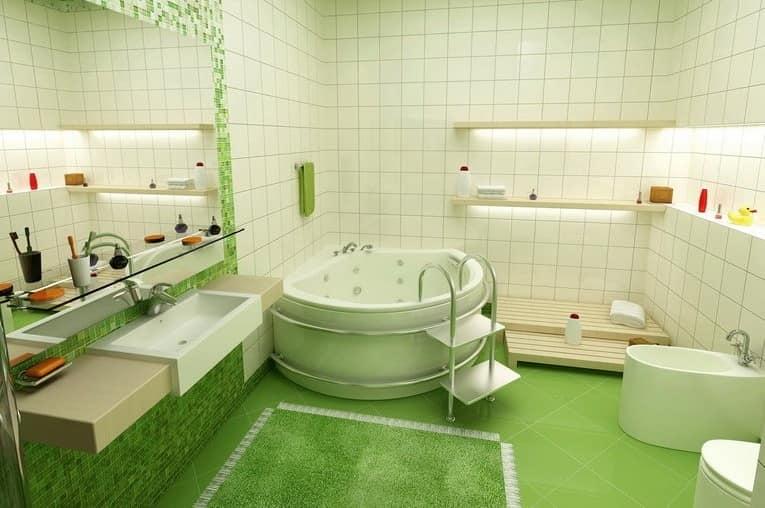 Простые способы преобразить интерьер ванной