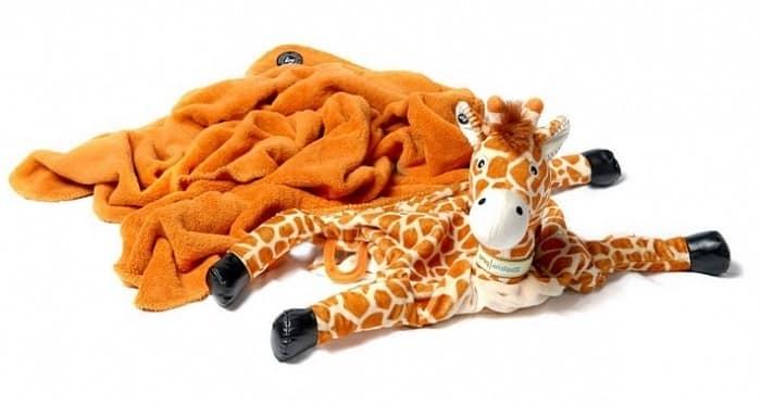 Покрывало для детской из мягких игрушек своими руками