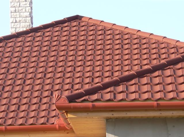 С 17 века крыши английских домов кроют черепицей