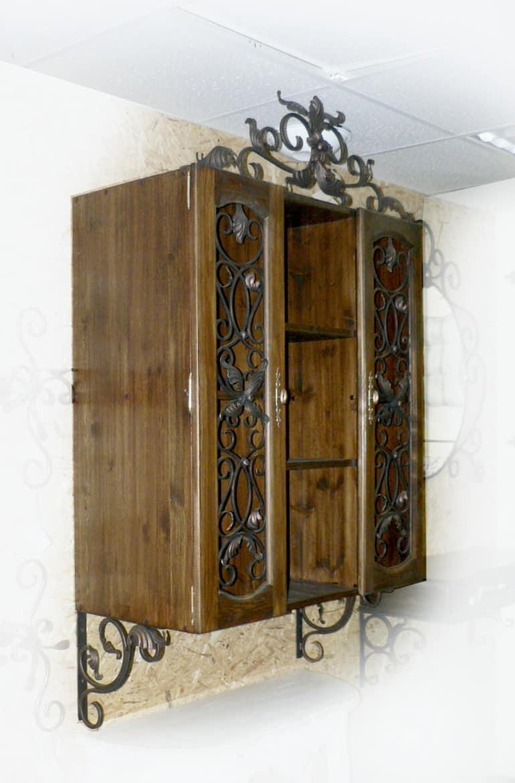Кованые украшения для мебели