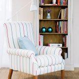 Кресло для чтения в комнате