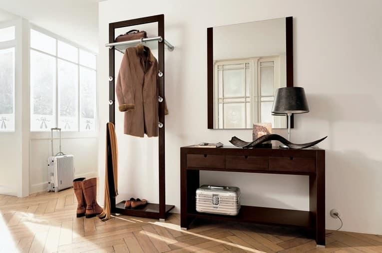 Выбираем зеркало в прихожую: советы по декору и увеличению пространство + фото