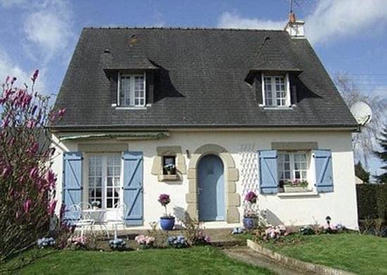 Типичный дом в стиле прованс