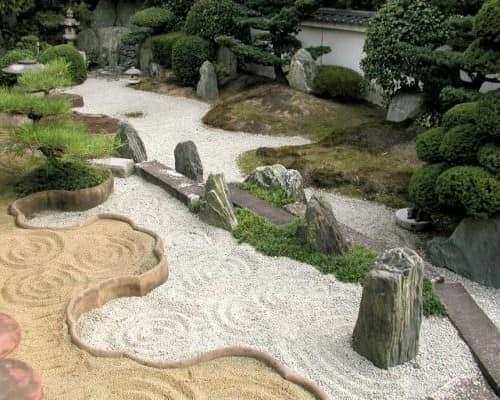 Сад из песка: рисунки в аренарии - кольца и спирали