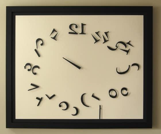 """Просто """"необычные"""" часы для кухни"""