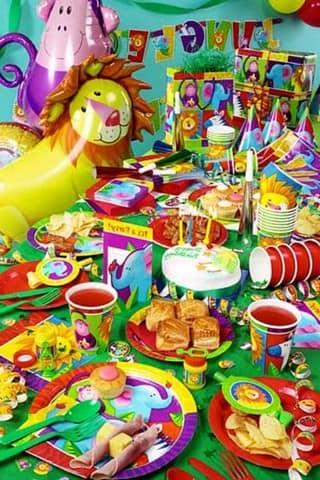 Детская посуда для сервировки стола