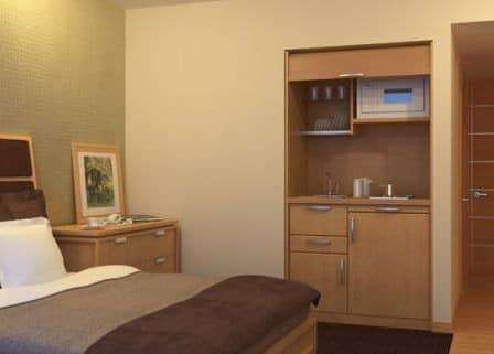 Миникухня для небольшой комнаты