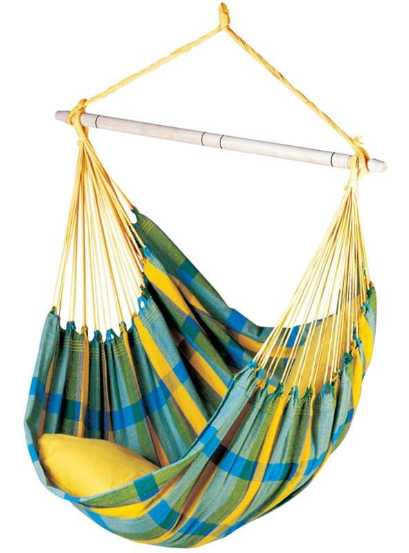 Мебель для пикника - разноцветный гамак