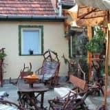 Мебель из коряг и корней