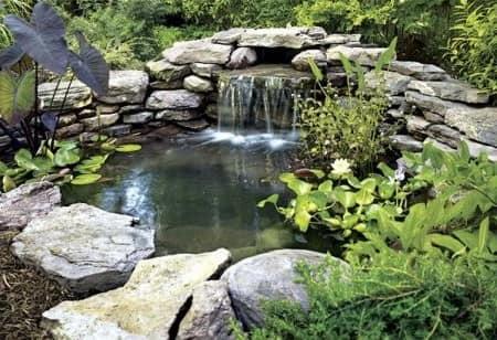Дачный водопад дачный водопад водопад