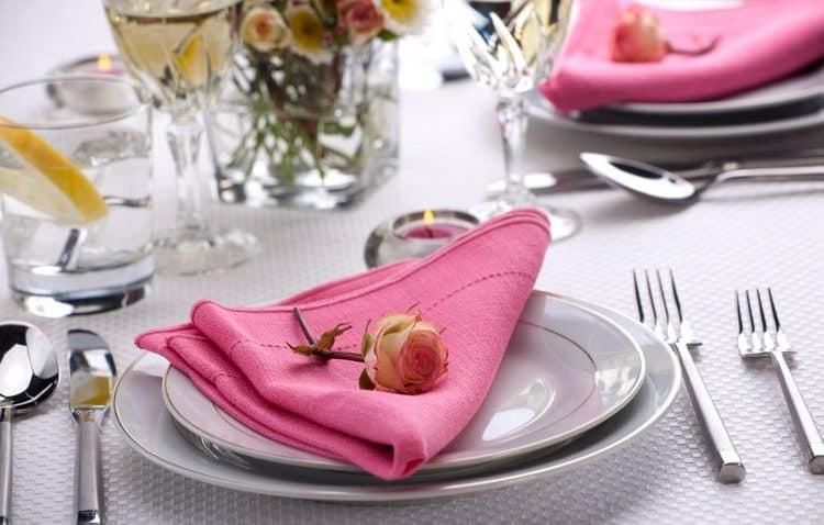 Текстиль для праздничного стола