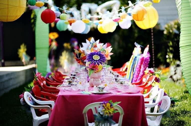 Скатерть на стол для детского праздника