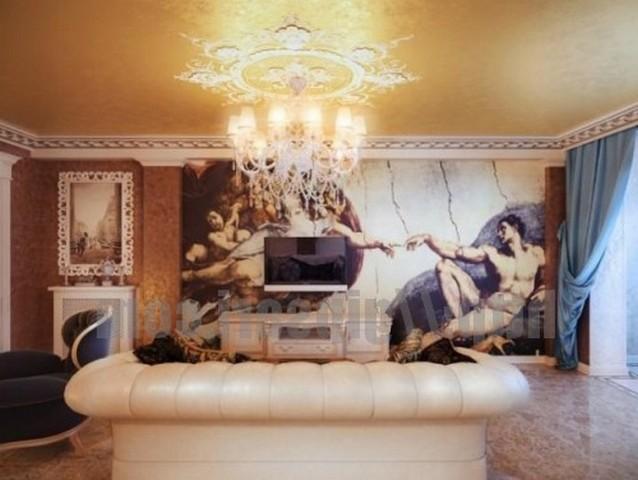 Росписи и фрески на фотообоях