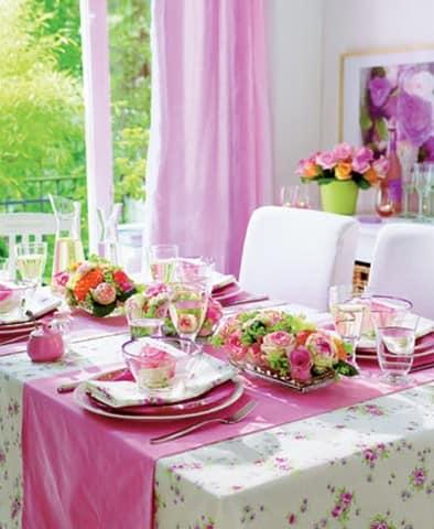 Скатерть как основной элемент текстиля в процессе сервировки праздничного стола