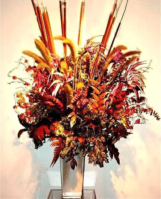 В букетах из сухоцветов хранится частичка души автора
