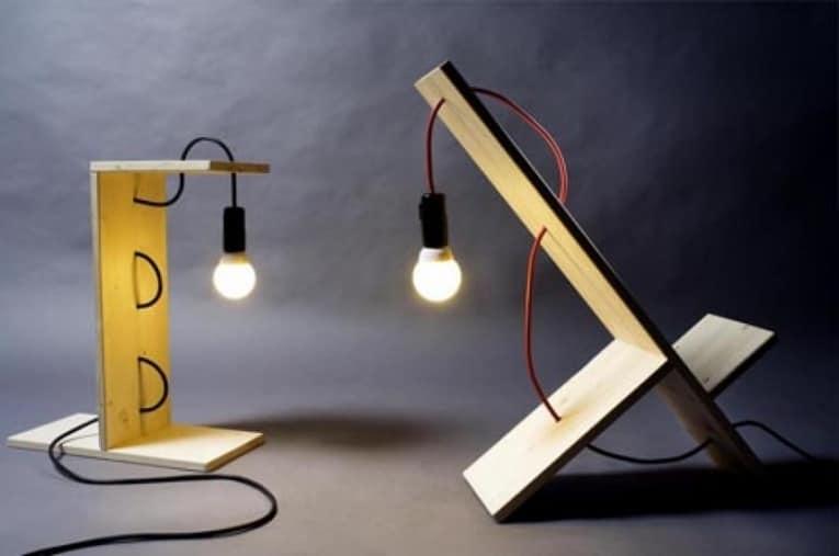 Светильники индустриального стиля могут быть и такими