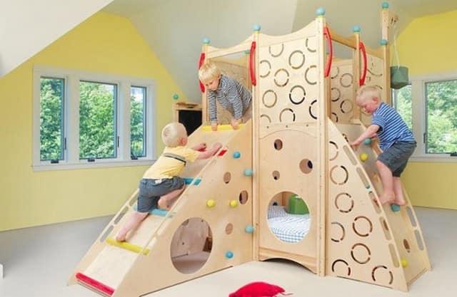 Спортивный комплекс для детской комнаты