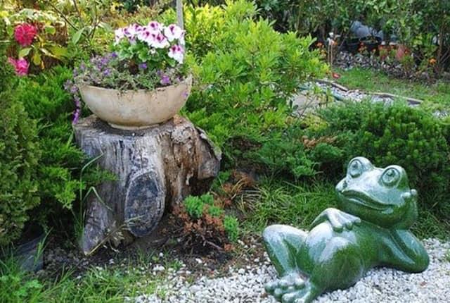 Декоративные фигурки для сада купить недорого фигурки для сада из пол