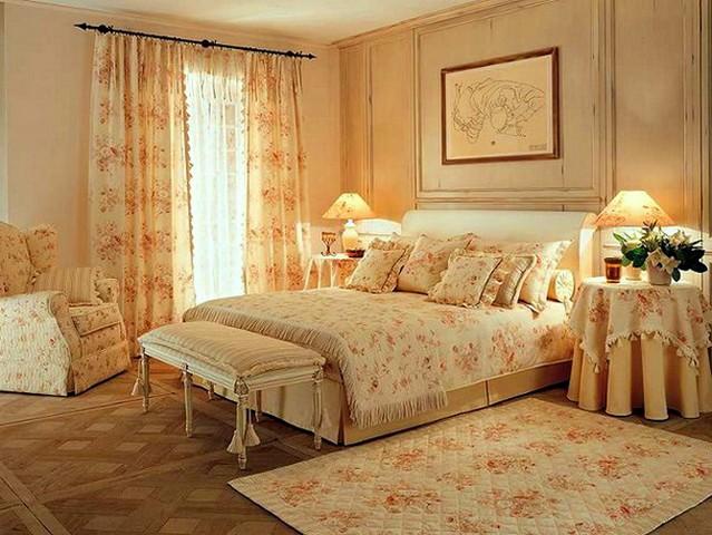 Текстиль наиболее полно раскрывает особенности стиля прованс
