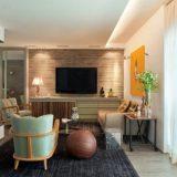 Деревянная стена в интерьере - советы по созданию эко-стиля (38 фото)