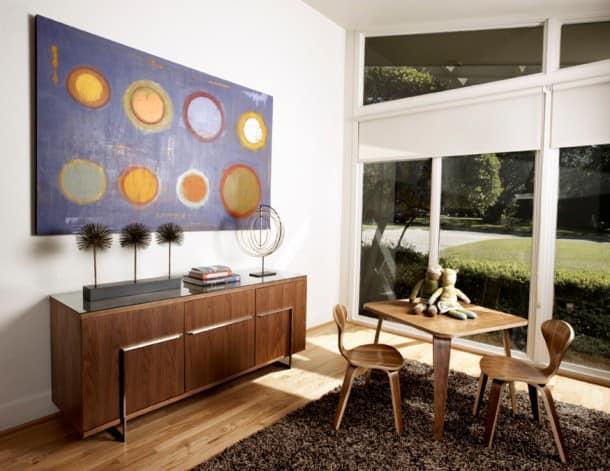 Картины на стенах - украшаем дом к осени