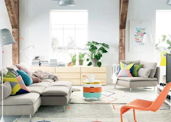 Мебель для маленькой столовой ИКЕА 2015