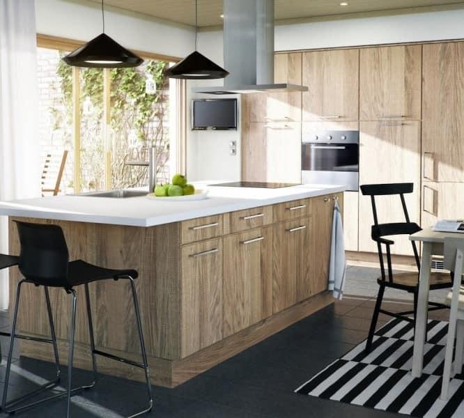 Наборы мебели для кухни из каталога ИКЕА 2015