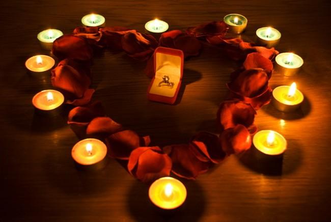ПРедложение в День Святого Валентина