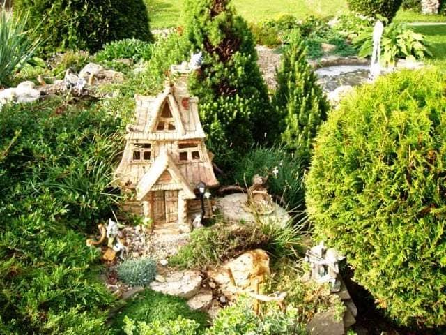 Сад для сказочных эльфов